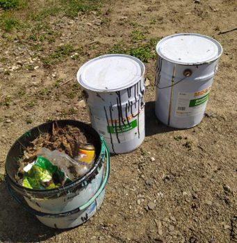 Update: Illegale Müllentsorgung