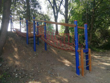 Projekt Spielplatz fast beendet!