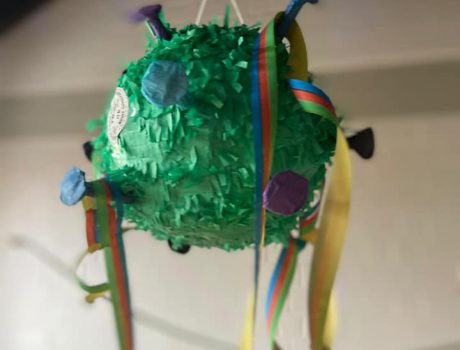 Der Hort Altendiez kämpft gegen den Virus!